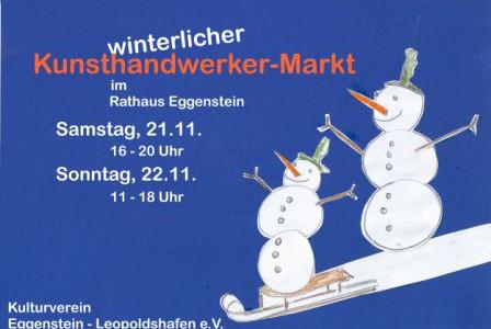 Kulturverein - Kunsthandwerkermarkt-net